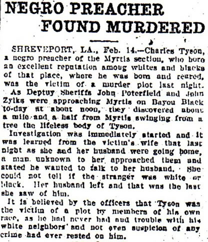 Lynching press